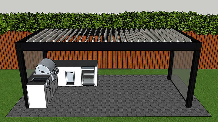 BESPOKE, DESIGN-LEAD PROCESS INCORPERATING ALL OF OUR BRANDS, ENABLING YOU TO CREATE THE OUTDOOR KITCHEN OF YOUR DREAMS.