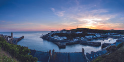 pano_porthleven_sunset