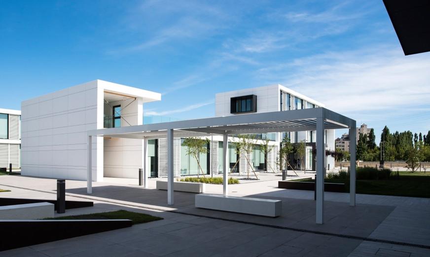 Renson Outdoor Living Space