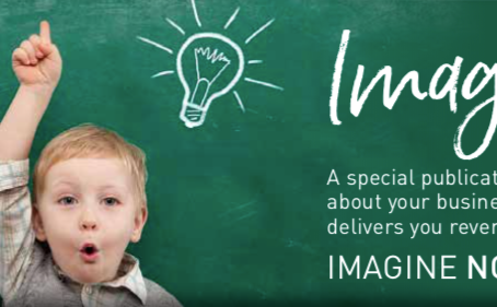 Imagine a special publication, all about your business, that delivers you revenue...