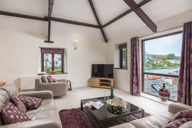 Comfort and style are all you need for the ultimate relaxing holiday home
