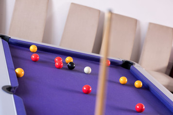 Grab a cue and get playing