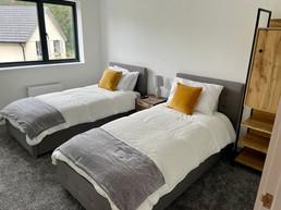 Lowenna's twin bedroom