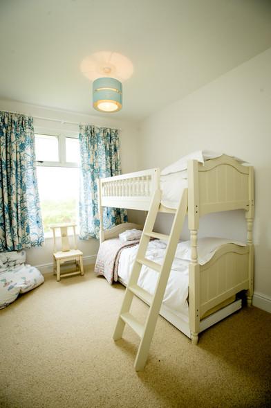 A bunk room for little sleepyheads