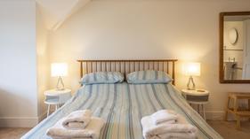 Sleep in Cornish comfort