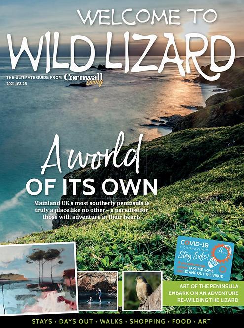 Wild Lizard: single issue