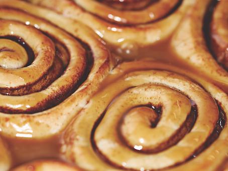 Dessert: Canteen Buns