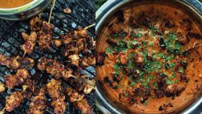 Recipe: BBQ Gujarati Chicken in a Coconut Sauce Chef Nila Ross-Patel's Recipe