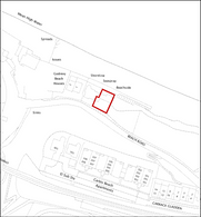 Carbis Bay site plan