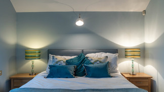 Bedrooms are classic and comfortable