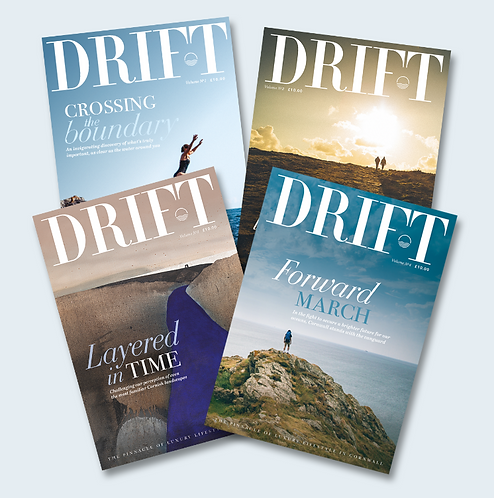 DRIFT: 12-month subscription