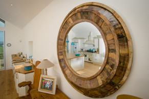 An example of Trevose View's stunning interiors