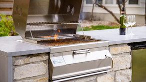 Keep calm and keep on cooking… outdoors