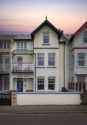 Holiday home in Bude Cornwall