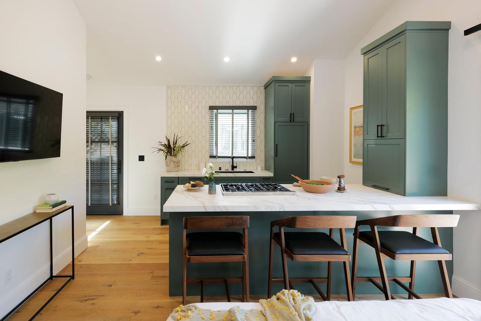 Kitchens designed