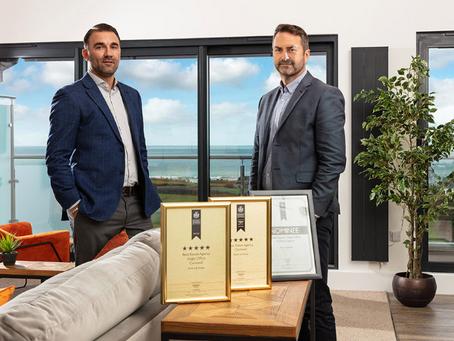 Award-winning agents