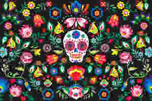 Enjoy Day of the Dead celebrations at millendreath