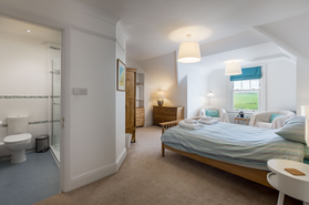 Stylish en-suite accommodation