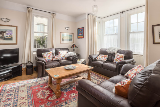 Traditional features make for a homely feel