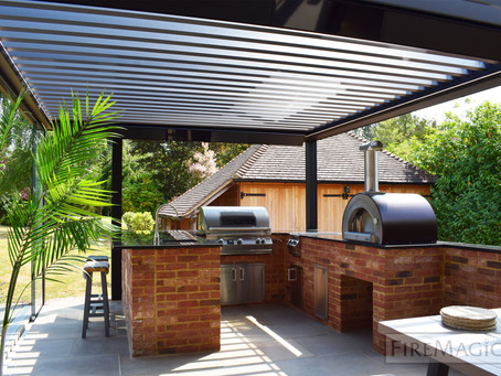 Our top five considerations for planning your outdoor kitchen