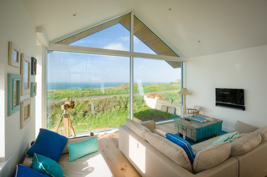 Sit back and relax with a view of the sea