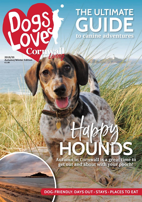 Dogs Love Cornwall Living Guide