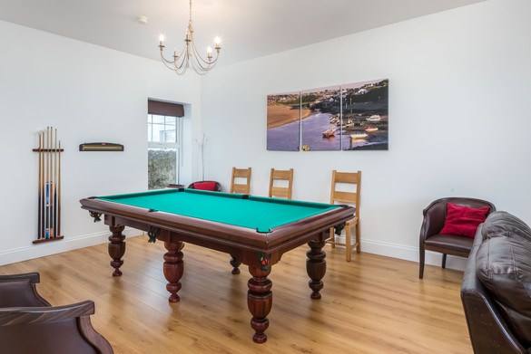 Why not host your own pool tournament?