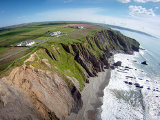 Trevose View has an incredible Cornish clifftop position