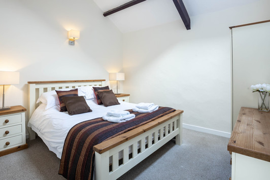Sink into this sumptuous double bed