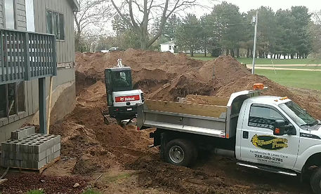 Whispering Pines Landscape and Lawn Excavating