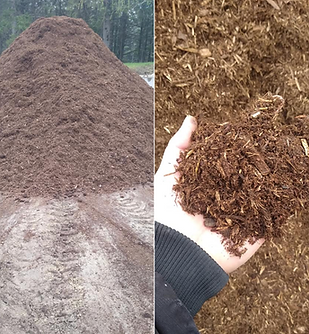 Mulch for sale - landscaping