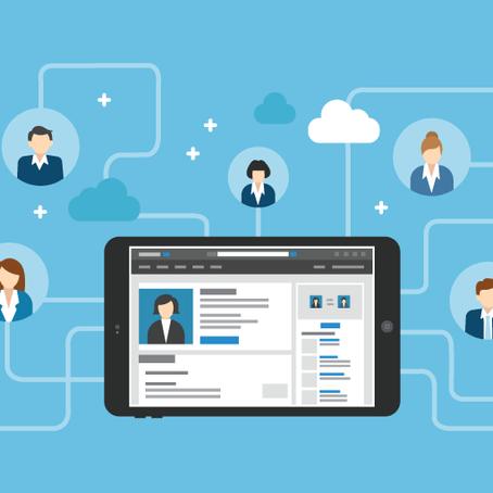 El CRM de LinkedIn para personas de contacto móviles