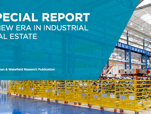 Cushman & Wakefield Special Report: A New Era in Industrial Real Estate
