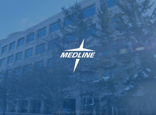 Medline's New Home