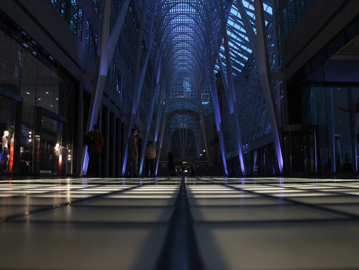 Leading a Shift From Toronto's Financial District