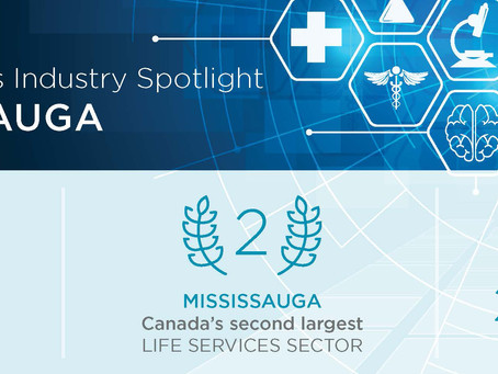 Mississauga Life Sciences Industry Spotlight