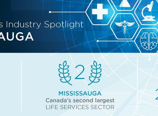 Mississauga Life Sciences Industry Spotlight