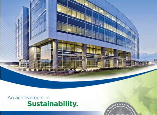 1 Prologis Boulevard earns LEED® CS Gold Certification