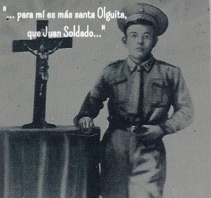 Olguita más santa que Juan Soldado