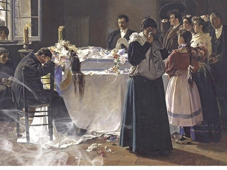 Condolencias y preparativos para el encuentro final / El costo por morir