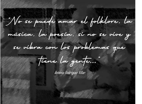 Antonio Rodríguez Villar, La Sensibilidad Social
