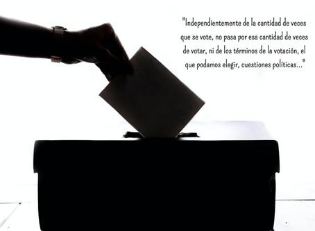 ¿Avanzamos hacia una democracia sin elecciones?
