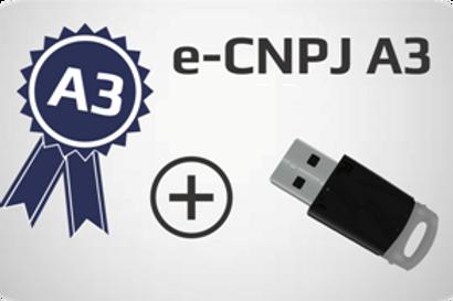 E-CNPJ A3 + Token