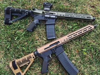 BCA/Anderson/SBA4 AR 5.56 Pistols - $800+