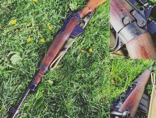 For sale - Authentic Enfield Jungle Carbine .303 - $550