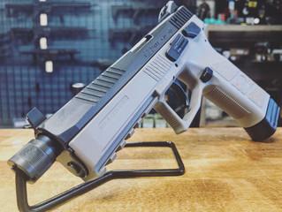 For sale - CZ P09 Suppressor Ready - $600