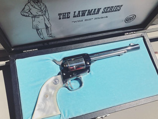 """For Sale - Colt New Frontier """"Wild Bill"""" .22LR - $700"""