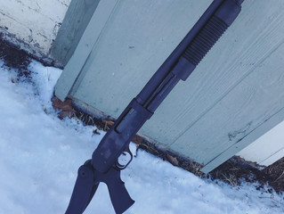 For Sale - Mossberg 500 with ATI folding Stock - $200