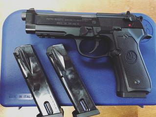 For Sale - Beretta M96A1 .40 - $525