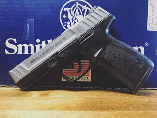 For Sale - Used Smith & Wesson SD40VE .40 - $200